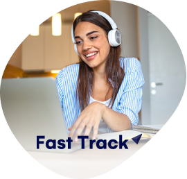 Fast Track Online Learning